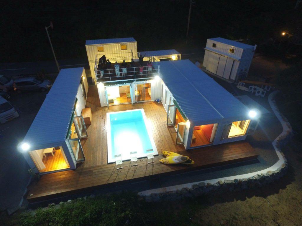 Vacation rentals, 貸別荘